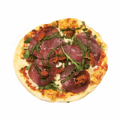 Pizza Brésaola