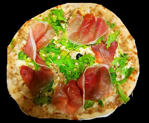 pizza tartufo